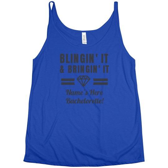 Blingin' Bachelorette Diamond