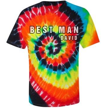 Bold Best Man