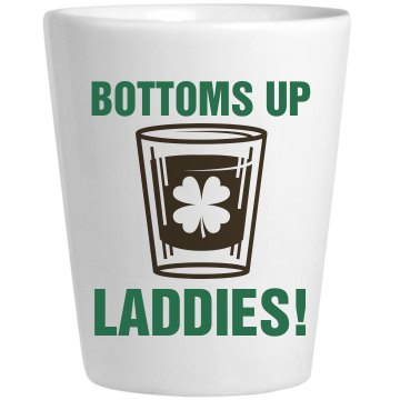 Bottoms Up Laddies Bachelor