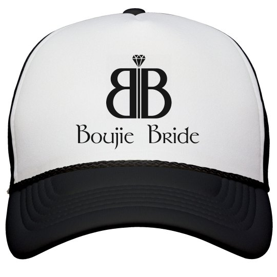 Boujie Bride with Logo