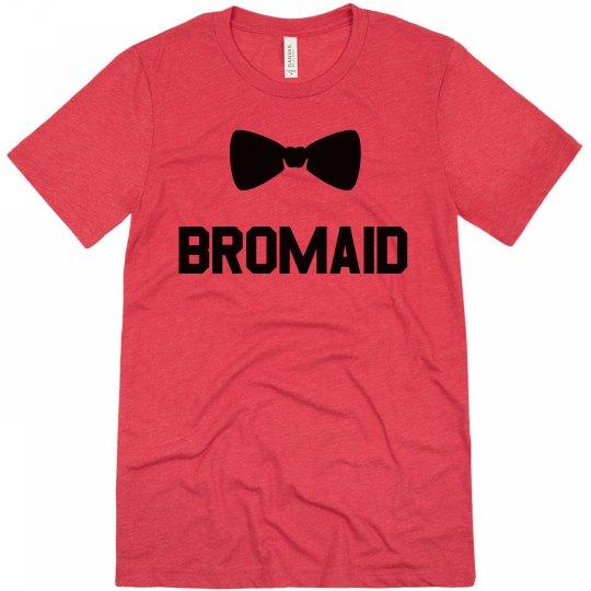 Bow Tie Bromaid Tee
