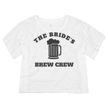 Brew Crew Bachelorette