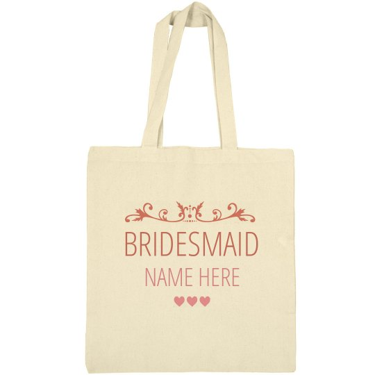 Bridal Tote Bags 1
