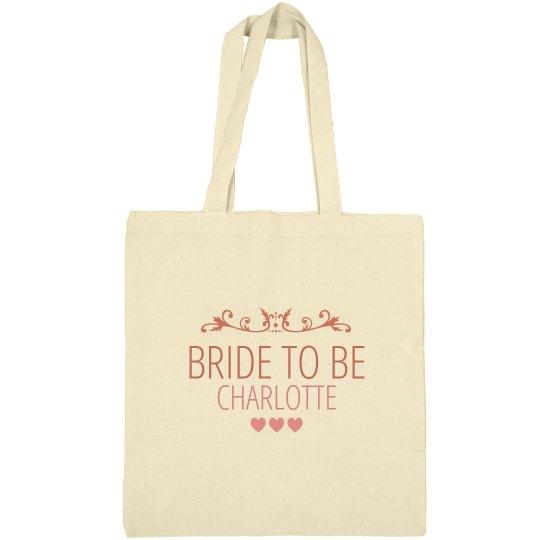 Bridal Tote Bags 3