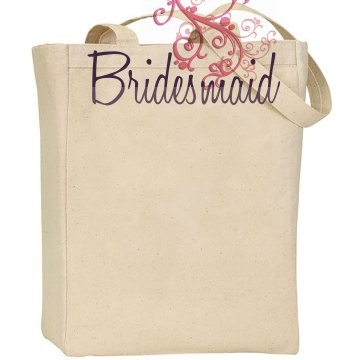 Bridal Tote Bridesmaid