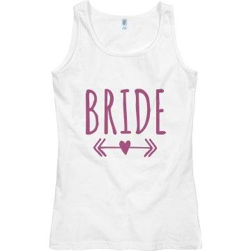 Bride - Arrows