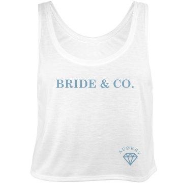 Bride & Co. Blue