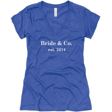 Bride & Co. Bridesmaid