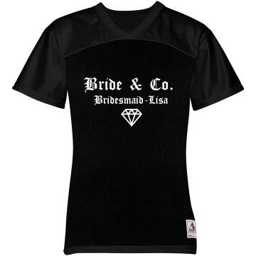 Bride & Co Jersey