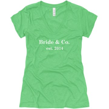 Bride & Co. Maid of Honor