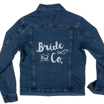 Bride and Co. Denim Jacket