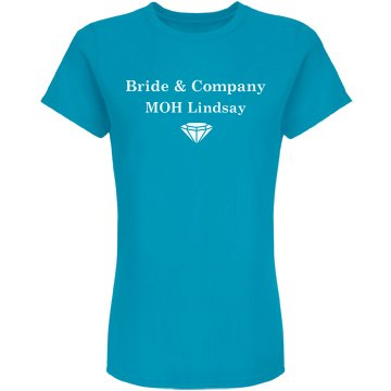 Bride And Co MOH Tee