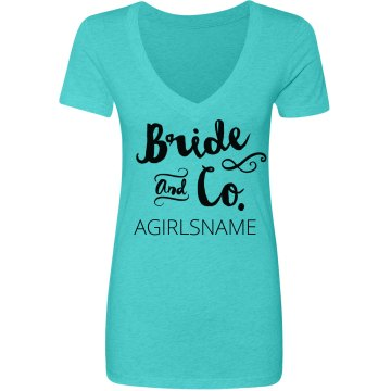 Bride And Company AGIRLSNAME