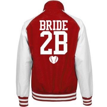 Bride Baseball Bachelorette