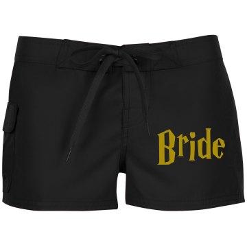 Bride Boardshorts