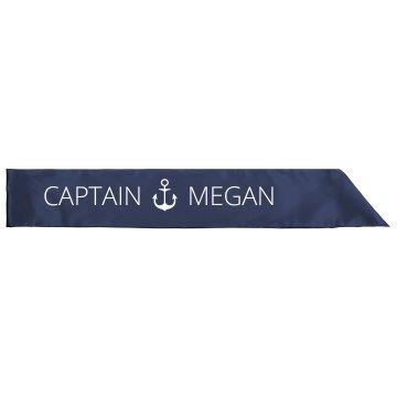 Bride Captain