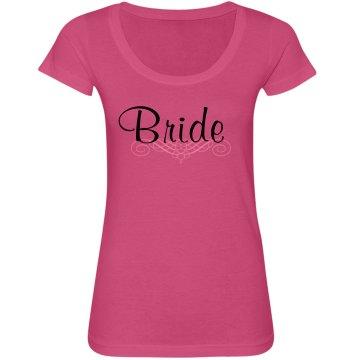 Bride Cross Tee