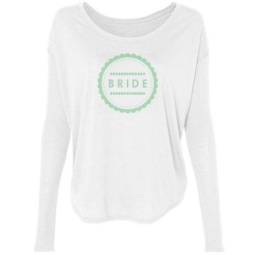 Bride Decorative Circle