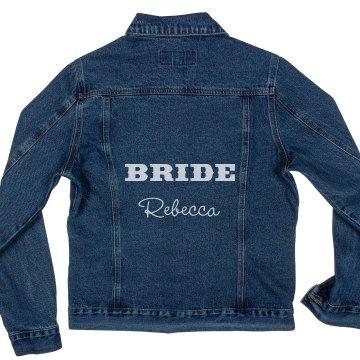 Bride Denim Jacket