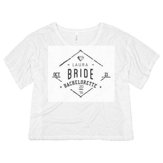 BRIDE Diamond Badge