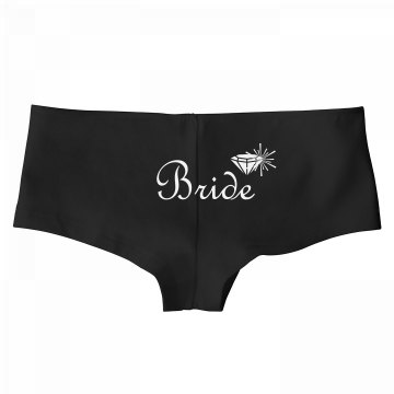Bride Diamond Undies