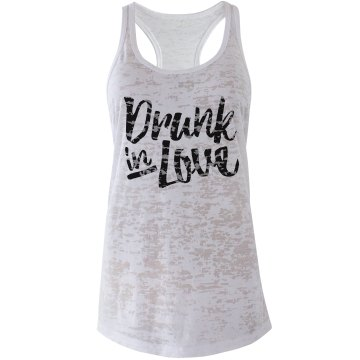 Bride Drunk In Love Matching Funny Bachelorette