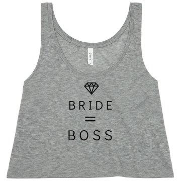 Bride Equals Boss