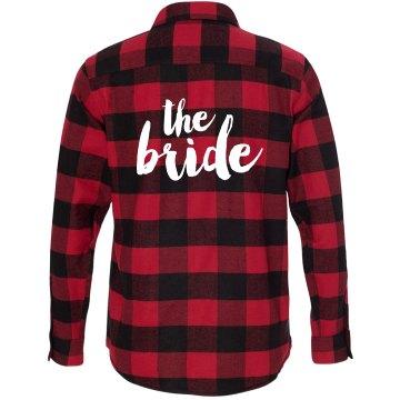 Bride Flannel Shirts