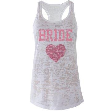 Bride Heart