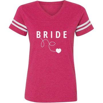 Bride Heart Trail