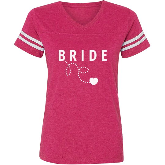 Bride Heart Trail