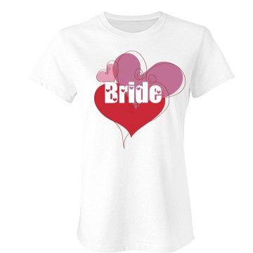 Bride Hearts