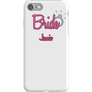 Bride Jamie Phone Cover