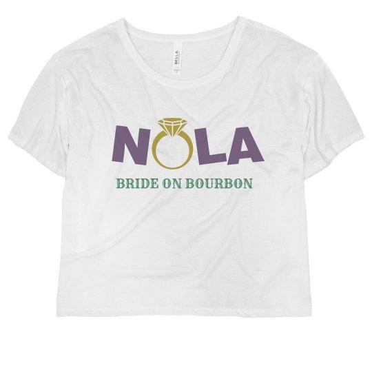 Bride on Bourbon