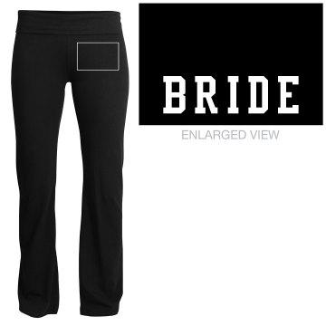 Bride Pants