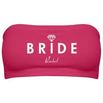 Bride Rachel With Diamond
