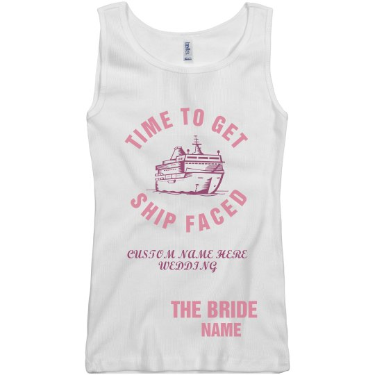 BRIDE SHIP FACED