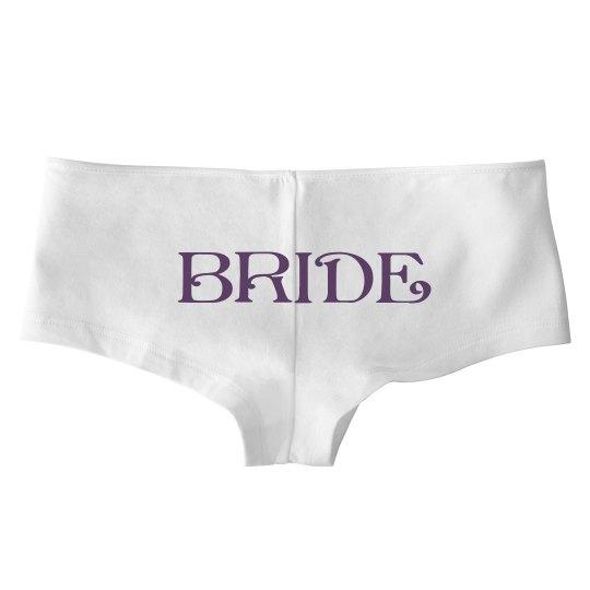 Bride Simple