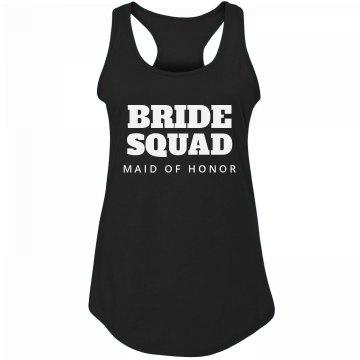 Bride Squad Bachelorette Girls