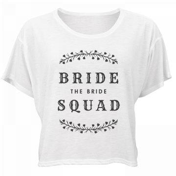 Bride Squad Bachelorette Party