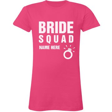 Bride Squad Tiffany
