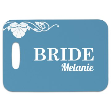 Bride Tag