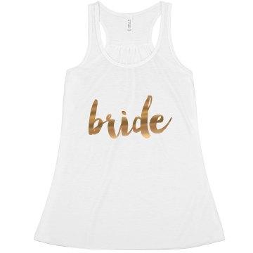 Bride Tank