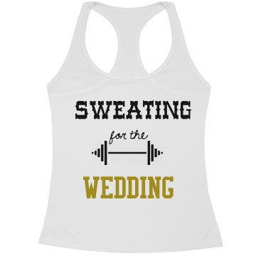 Bride to be - workout gear