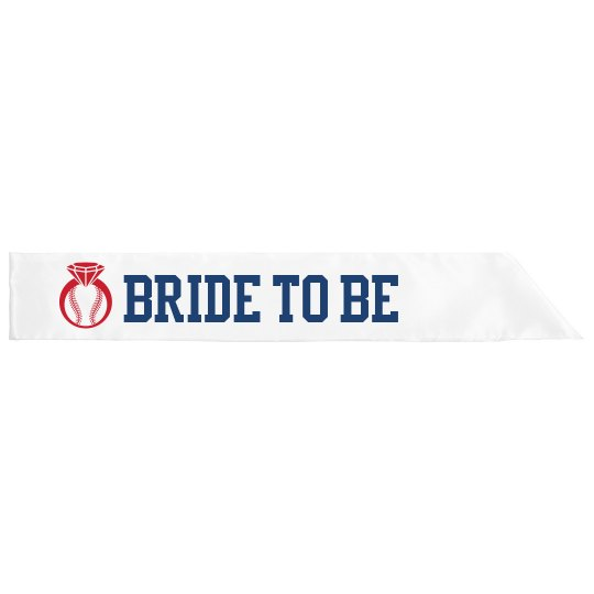 Bride to Be Baseball Party