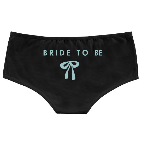 Bride To Be Bow