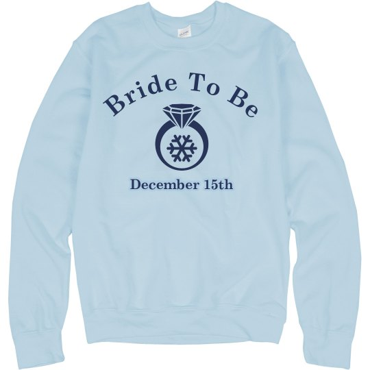 Bride To Be In December