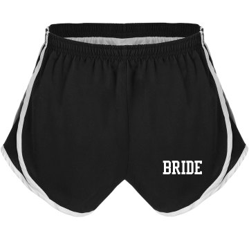Bride To Be Shorts