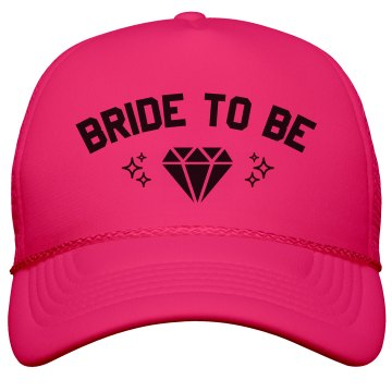 Bride To Be Show Off My Diamond