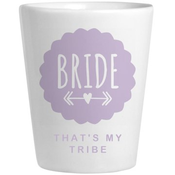 Bride Tribe Bachelorette Shots